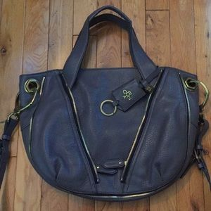 orYany leather purse